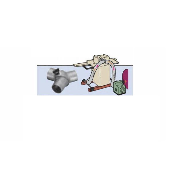 【 マキタ 電動工具 部品 パーツ オプション 】 Yジョイントアッセンブリ 122342-3 【 DIY 作業用 工具 プロ 愛用 】 メイチョー