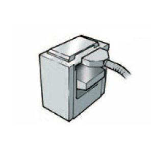 【 マキタ 電動工具 部品 パーツ オプション 】 集じん用ホッパー 直径125 左側 16051605 【 DIY 作業用 工具 プロ 愛用 】 メイチョー