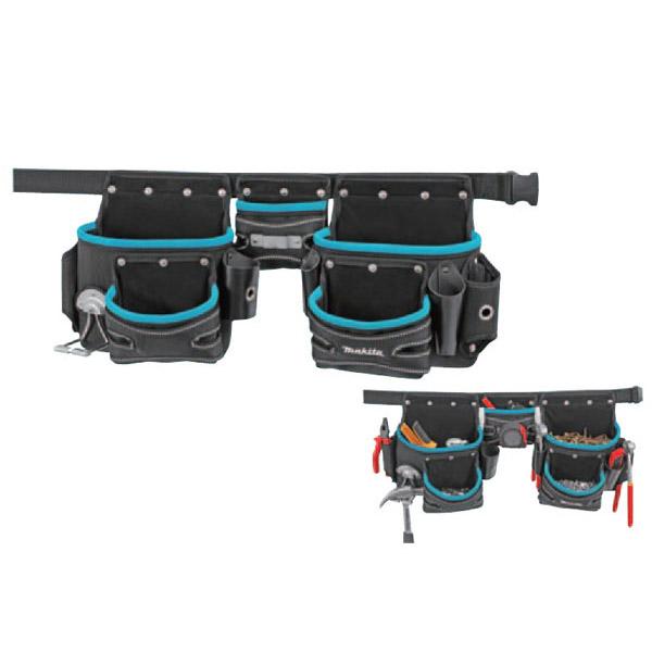 【 マキタ 電動工具 部品 パーツ オプション 】 3 ポーチベルトセット A-53702 【 DIY 作業用 工具 プロ 愛用 】 メイチョー
