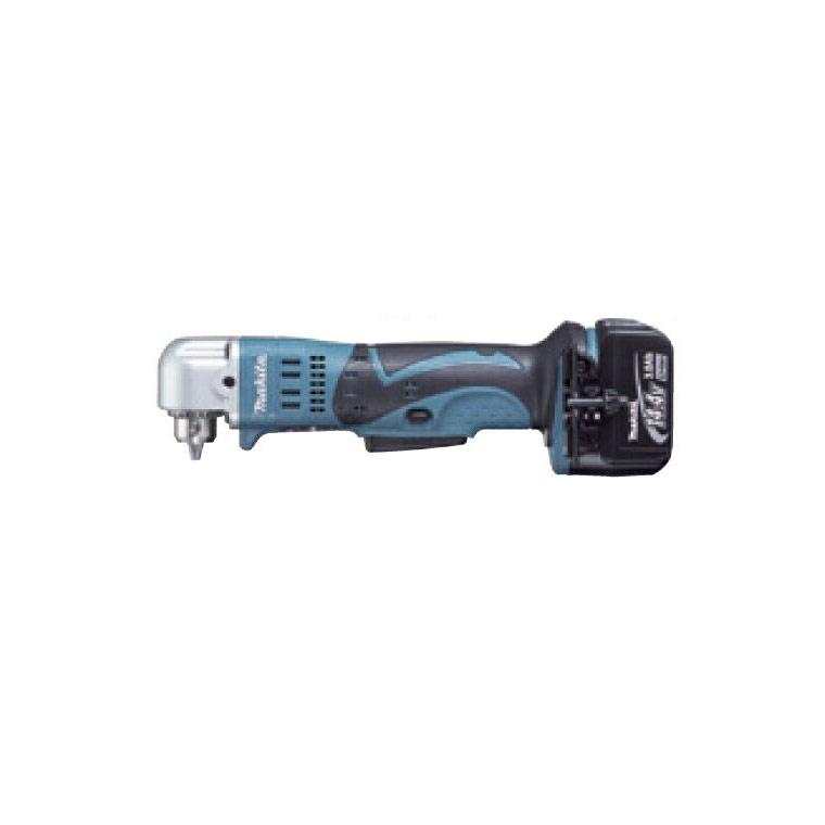 【 マキタ 電動工具 】 充電式 アングルドリル 14.4V 【DA340DRF】 バッテリBL1430・充電器DC18RA・ケース付 【 DIY 作業用 工具 プロ 愛用 】 メイチョー