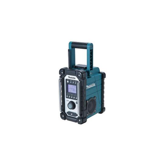 【 マキタ 電動工具 】 充電式ラジオ MR102 【 バッテリ・充電器別売 】 【 DIY 作業用 工具 プロ 愛用 】 メイチョー
