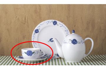 【まとめ買い10個セット品】和食器 ブルーローズ 紅茶C/S 35A447-08 まごころ第35集 【キャンセル/返品不可】【開業プロ】