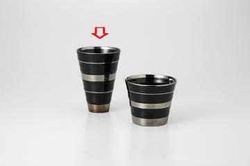 【まとめ買い10個セット品】和食器 サイフォン フリーカップ黒F 35A284-14 まごころ第35集 【キャンセル/返品不可】【開業プロ】
