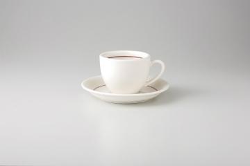 【まとめ買い10個セット品】和食器 NB茶線マーチ コーヒーC/S 36Y468-23 まごころ第36集 【キャンセル/返品不可】【開業プロ】
