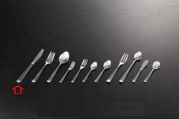 【まとめ買い10個セット品】和食器 リラ デザートナイフ 36K459-01 まごころ第36集 【キャンセル/返品不可】【開業プロ】