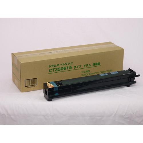 【まとめ買い10個セット品】 カラーレーザートナー CT350615 汎用品 ドラムカートリッジ 【メイチョー】