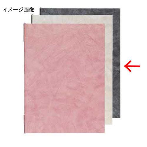 【まとめ買い10個セット品】シンビ メニューブック LS-122 黒