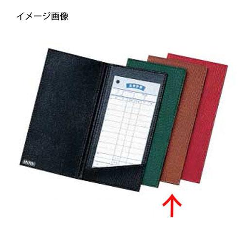【まとめ買い10個セット品】シンビ 伝票ホルダー MS-204 茶