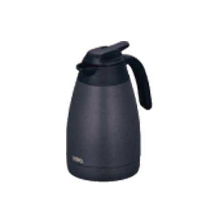 【まとめ買い10個セット品】 【 サーモス ステンレス 卓上ポット 黒陶THQ-1501[1.5L] 】 【 器具 道具 小物 作業 調理 料理 】