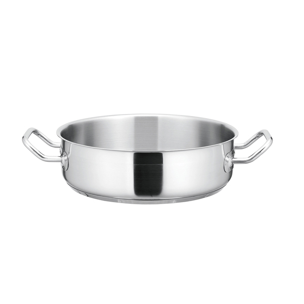 【まとめ買い10個セット品】 KYS NEWPRO IH外輪鍋(蓋無) 30cm 【メイチョー】