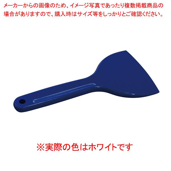 【まとめ買い10個セット品】 シリコンクリーンヘラ S ホワイト 【メイチョー】