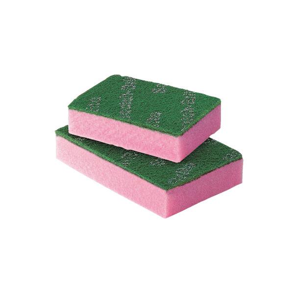 【まとめ買い10個セット品】 3M スポンジエース ピンク S (10個入) 【メイチョー】