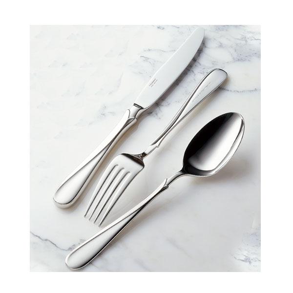 【即納】【まとめ買い10個セット品】 18-8 フローラ デザートナイフ 鋸刃HH 【メイチョー】