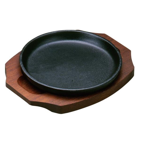 【即納】【まとめ買い10個セット品】 アサヒ ステーキ皿 丸 17cm A-128-17 【メイチョー】