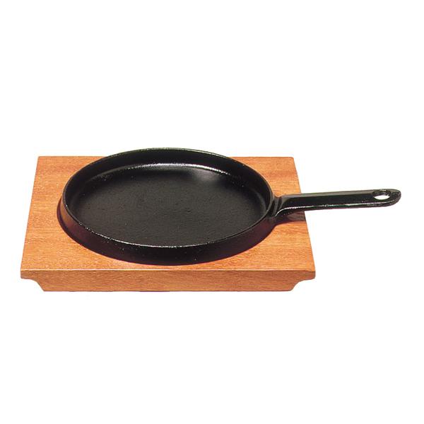 【即納】【まとめ買い10個セット品】 トキワ ステーキ皿 柄付浅型 小 18cm 324 【メイチョー】