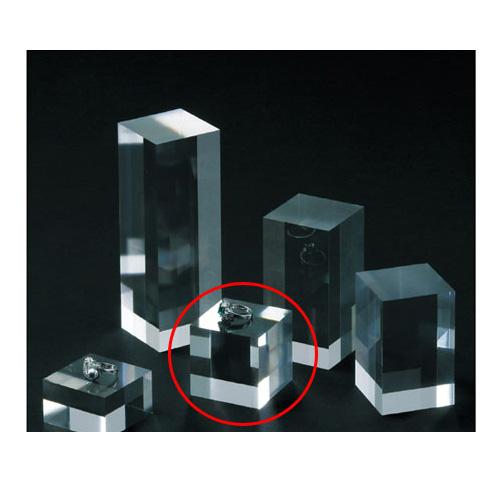 【まとめ買い10個セット品】 アクリル角柱 5cm角 H5cm