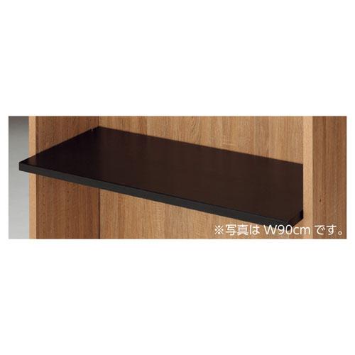 【まとめ買い10個セット品】 HOLT 木棚セット ブラック W120cmタイプ D40cm【店舗什器 パネル 壁面 小物 ディスプレー 店舗備品】