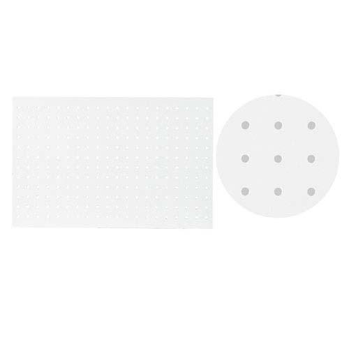 【まとめ買い10個セット品】 tumiki ボックス用背板 W60cm用 有孔パネルタイプ ホワイト【店舗什器 小物 ディスプレー 消耗品 店舗備品】