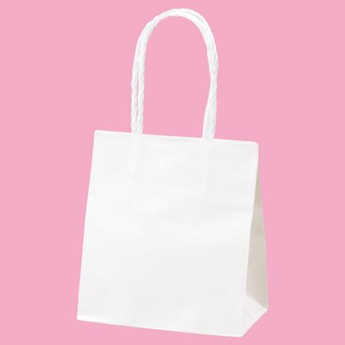 【まとめ買い10個セット品】 スムースバッグ 白無地 15×8×16.5 25枚【店舗什器 小物 ディスプレー ギフト ラッピング 包装紙 袋 消耗品 店舗備品】