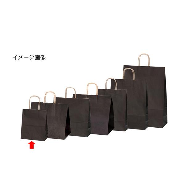 【即納 あす楽】 カラー手提げ紙袋 ブラウン 21×12×25 50枚【店舗什器 小物 ディスプレー ギフト ラッピング 包装紙 袋 消耗品 店舗備品】