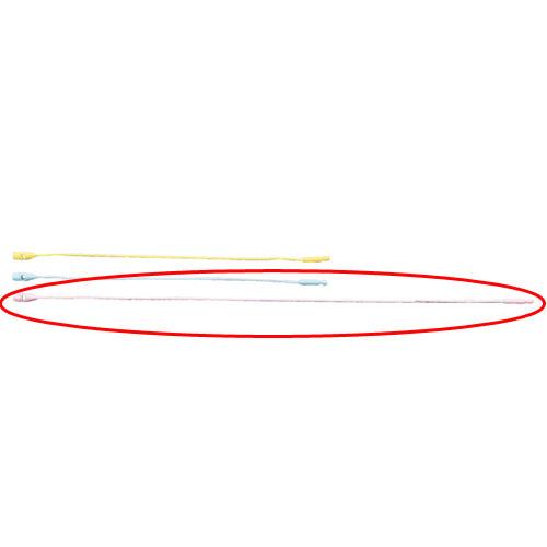 【まとめ買い10個セット品】 糸ロックス パステル L20cm ピンク 100本【店舗什器 スーパー 値札 アパレルなど 店舗備品】