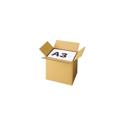 【まとめ買い10個セット品】 ダンボール 宅配サイズ 45×33×41cm 30枚【店舗什器 小物 ディスプレー ギフト ラッピング 包装紙 袋 消耗品 店舗備品】