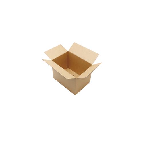 【まとめ買い10個セット品】 ワンタッチダンボール 宅配サイズ 31.6×22.6×22.6cm 20枚【店舗什器 小物 ディスプレー ギフト ラッピング 包装紙 袋 消耗品 店舗備品】