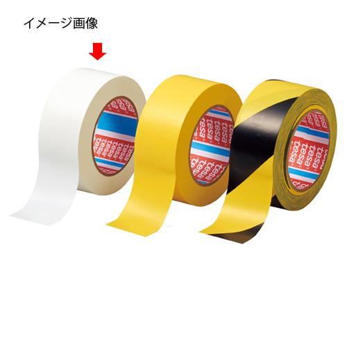 【まとめ買い10個セット品】 ラインテープ tesa4169PV8(33m巻) 白【店舗什器 小物 ディスプレー ギフト ラッピング 包装紙 袋 消耗品 店舗備品】