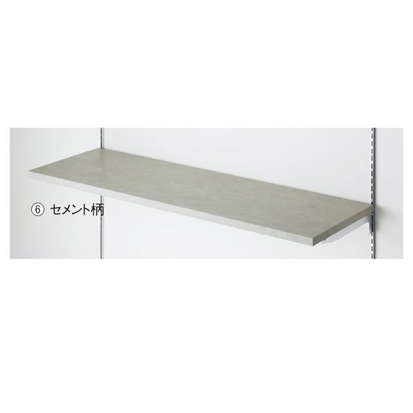 【まとめ買い10個セット品】 木棚 W60×D30cm ラスティック柄 【メイチョー】