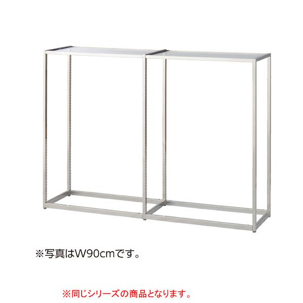 LR4中央片面SUSW120×H135連結アルテンWH木天板セット 【メイチョー】