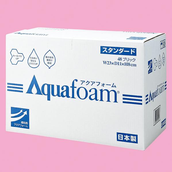 【まとめ買い10個セット品】 アクアフォーム スタンダード 48個 【メイチョー】