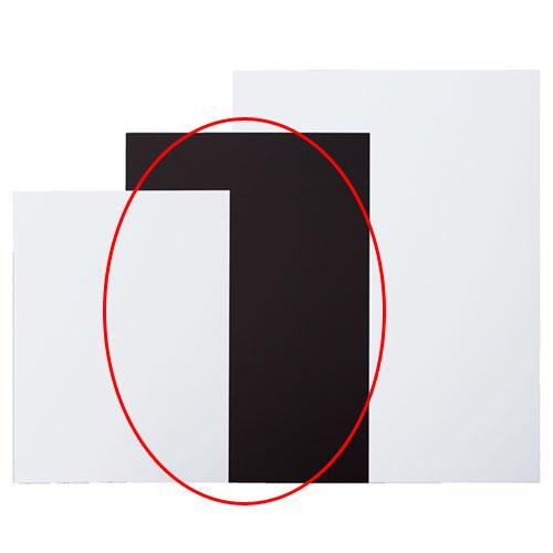 【まとめ買い10個セット品】 ポップボード ブラック A1 10枚【店舗什器 小物 ディスプレー POP ポスター 消耗品 店舗備品】