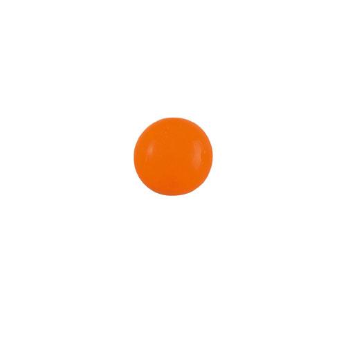 【まとめ買い10個セット品】 抽選器用玉 オレンジ 100球【店舗什器 小物 ディスプレー POP ポスター 消耗品 店舗備品】