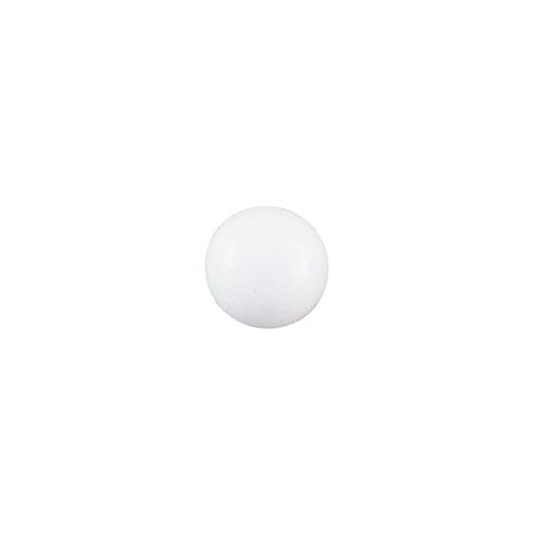 【まとめ買い10個セット品】 抽選器用玉 白 100球【店舗什器 小物 ディスプレー POP ポスター 消耗品 店舗備品】