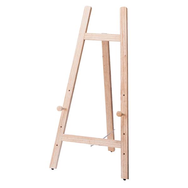 【まとめ買い10個セット品】 木製ローイーゼル ナチュラル 【メイチョー】