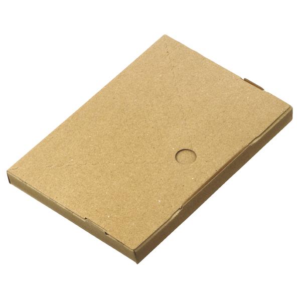 【まとめ買い10個セット品】 小型配送ボックス A5 300枚 23×16.5×2cm 【メイチョー】