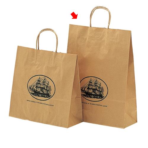 【まとめ買い10個セット品】 船 32×11.5×41 400枚【店舗備品 包装紙 ラッピング 袋 ディスプレー店舗】