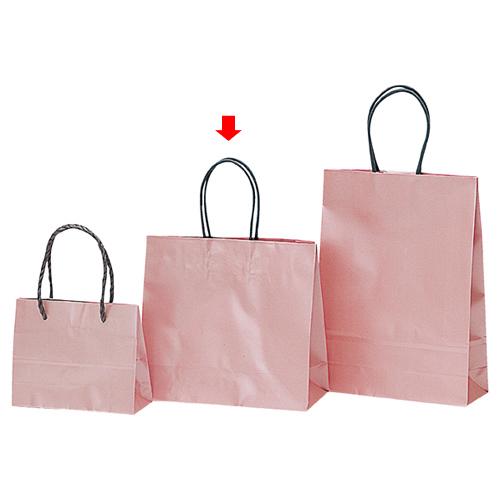 【まとめ買い10個セット品】 パールカラー ローズ S 200枚【店舗備品 包装紙 ラッピング 袋 ディスプレー店舗】