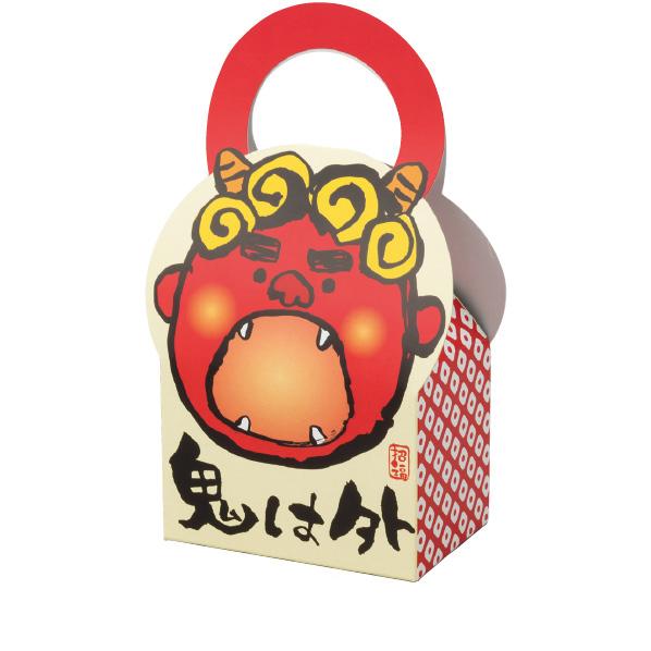【まとめ買い10個セット品】 福豆ボックス50個 【節分 飾り イベント 装飾】 【メイチョー】