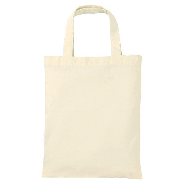 【まとめ買い10個セット品】 ナチュラルコットンバッグ200個 【メイチョー】
