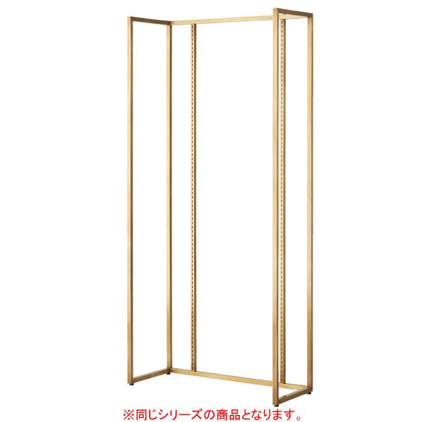 【まとめ買い10個セット品】 アンティークゴールド壁面W90cm 本体タイプ ラスティックパネル付き 【メイチョー】