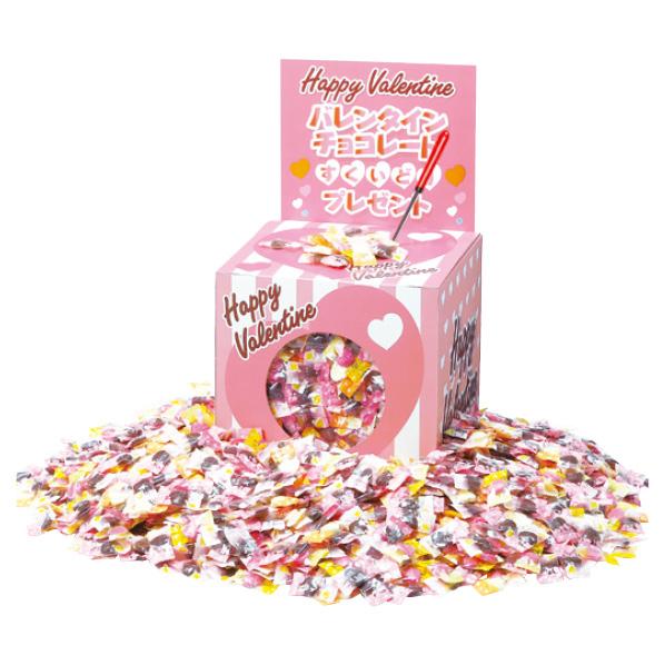 【まとめ買い10個セット品】 バレンタインチョコすくいどり約180人1セット 【バレンタインデー グッズ 飾り イベント 装飾】 【メイチョー】