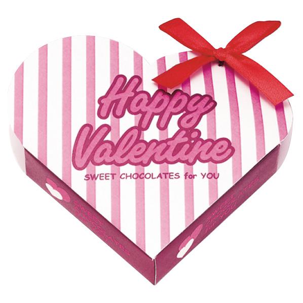 【まとめ買い10個セット品】 バレンタインハートチョコ ハート100個 【バレンタインデー グッズ 飾り イベント 装飾】 【メイチョー】