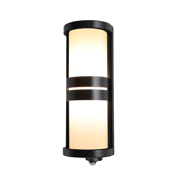 LEDポーチライト(センサ付) SXWE-LE261735-KL 【メイチョー】