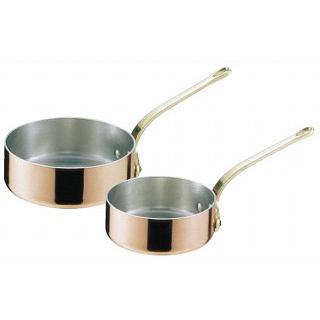 【 業務用 】片手鍋 エトール 銅 片手浅型鍋 33cm