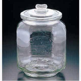 【まとめ買い10個セット品】【 業務用 】【 保存容器 】 ガラス クッキージャー CH00-H05
