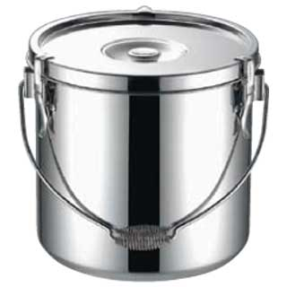 【まとめ買い10個セット品】KO19-0電磁調理器対応給食缶 16cm【 対応 】 【厨房館】