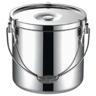 【まとめ買い10個セット品】【 業務用 】KO19-0電磁調理器対応給食缶 27cm
