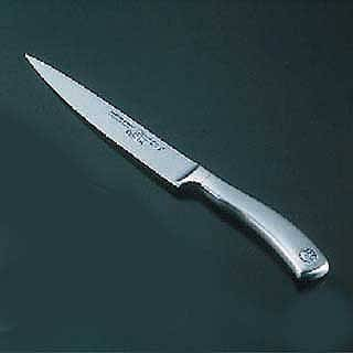 【 業務用 】【 パンスライサー 】ヴォストフクーリナーサンドウィッチナイフ 4529-16 16cm 両刃