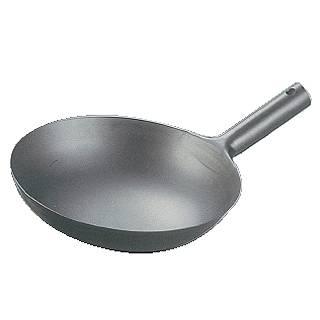 【 業務用 】CLO チタン北京鍋 中華鍋 30cm【 チタン製中華鍋フライパンチタン製品 】